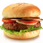Note - actual burgers on the meet may differ. Some may even be vegetarian!